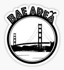 Bae Area Sticker