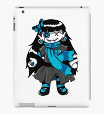 Rag Doll Blue iPad Case/Skin