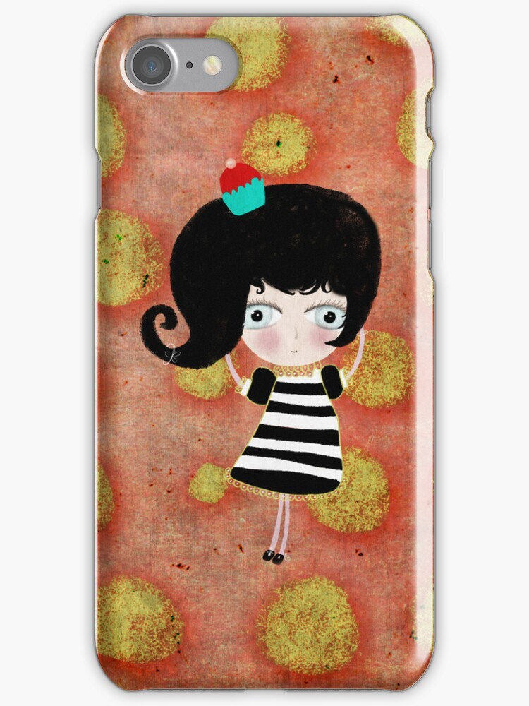 Case Doll Cute by rupydetequila