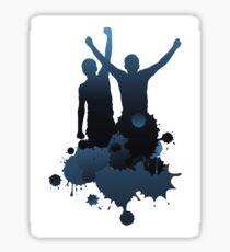 Happy children Sticker