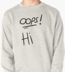 H&L // LARRY STYLINSON - OOPS AND HI  Pullover