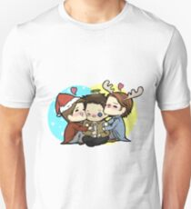 Team Free Will Hug - Christmas Edition T-Shirt