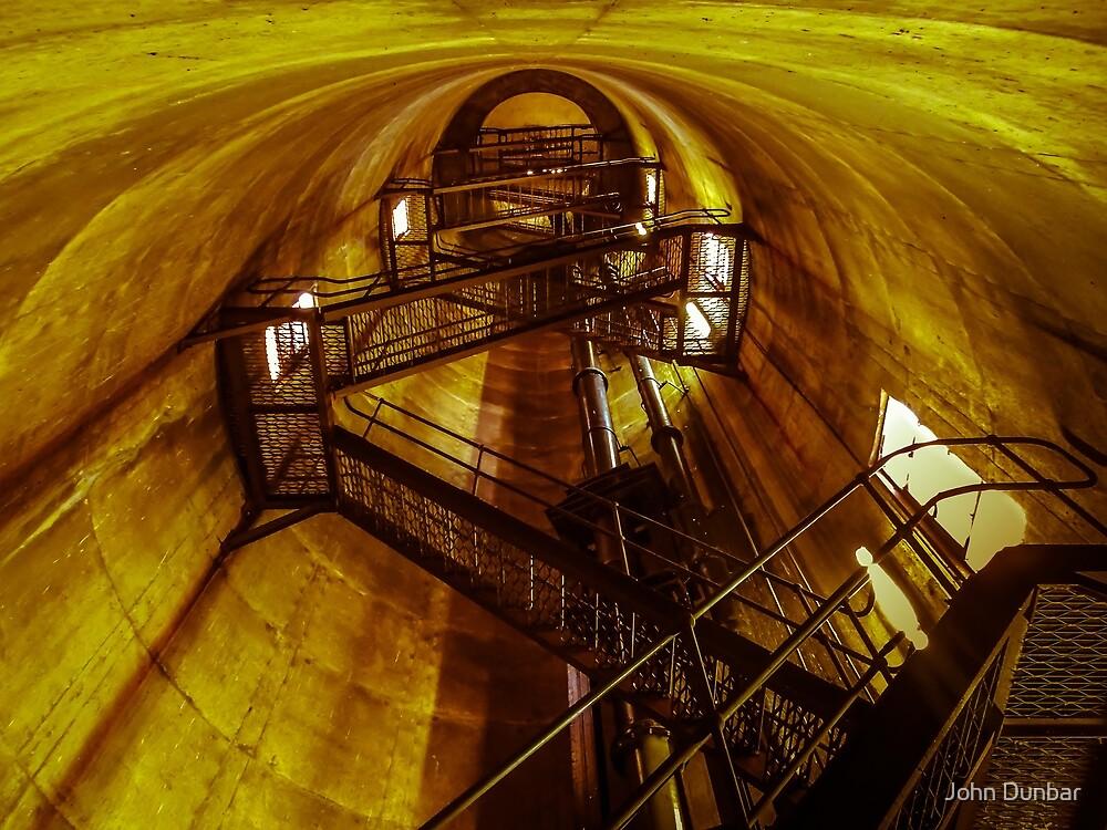Stairwell by John Dunbar