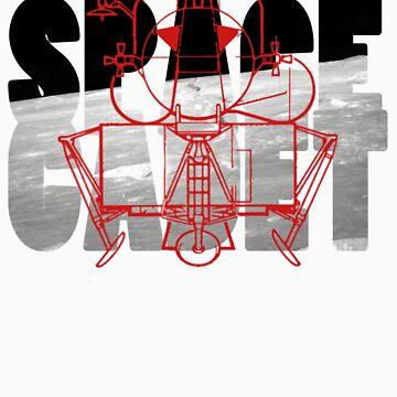 Space Cadet  by EndersBean