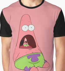 Surprised Patrick Inception Graphic T-Shirt