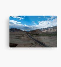 Highest desert Metal Print