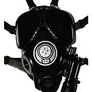 M-40 GAS MASK by Tasty Clothing