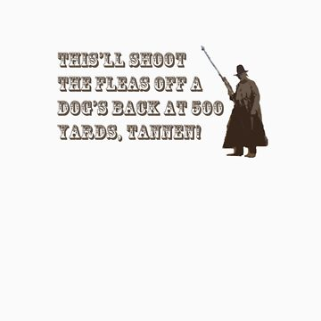 Doc Brown, Wild West Style by Matthewlraup