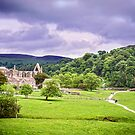 Bolton Abbey, North Yorkshire, UK by strangelight
