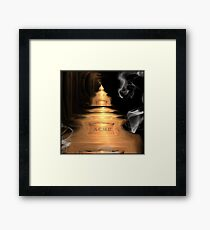 Apothecary Framed Print