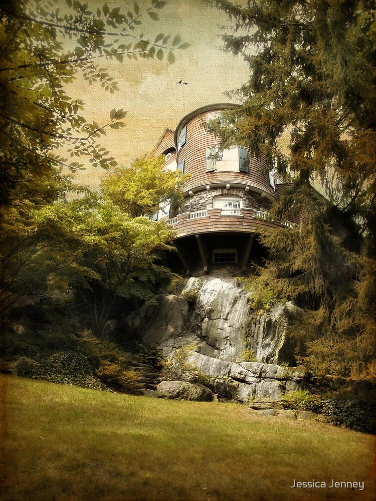 Hilltop Home by Jessica Jenney