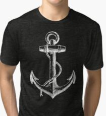 Anchor - W Tri-blend T-Shirt