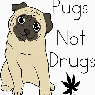 pugs by Toptheundead