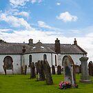 Building, Church, Ruthwell parish church by Hugh McKean