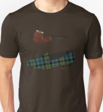 Pipe and Slippers Unisex T-Shirt