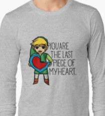 Legend Of Zelda - The Last Piece Long Sleeve T-Shirt