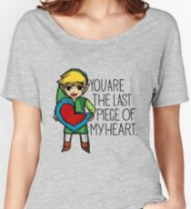 Legend Of Zelda - The Last Piece Women's Relaxed Fit T-Shirt