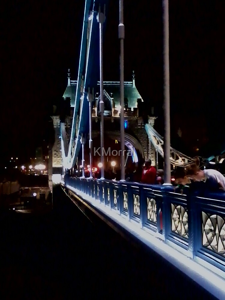 Tower Bridge by KMorral