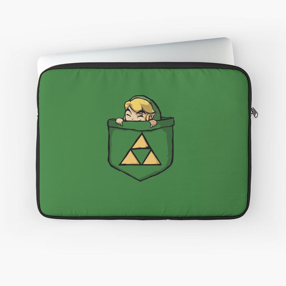 Legend of Zelda - Pocket Link Laptop Sleeve