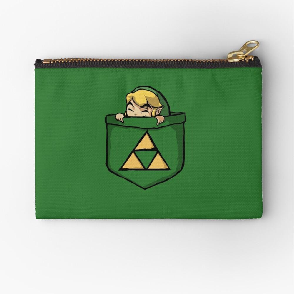 Legend of Zelda - Pocket Link Zipper Pouch