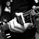 Future Relic - Band Practice - Jon's Guitar by rsangsterkelly