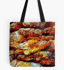 Almond Croissants Tote Bag