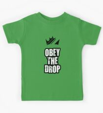 Obey The Drop Kids Tee