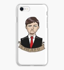Ashens Bust iPhone Case/Skin