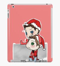 Christmas Cockles iPad Case/Skin