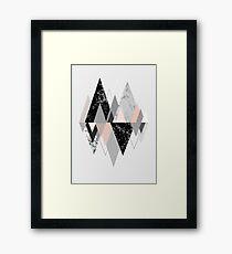 Graphic 117 Framed Print