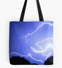 Lightning 2012 Collection 400 Tote Bag