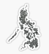Las Islas Filipinas Sticker