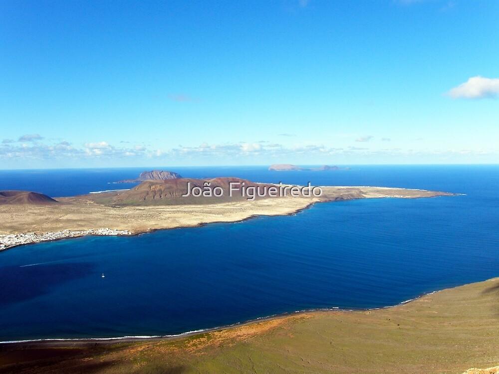 Isla Graciosa III by João Figueiredo