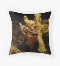 Just going for a stroll Throw Pillow