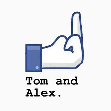 Tom and Alex are rubbish by crazyhorse
