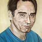 James' portrait by Elisabeth Dubois