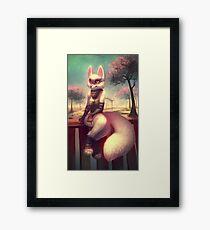 IDW TMNT - Alopex Framed Print