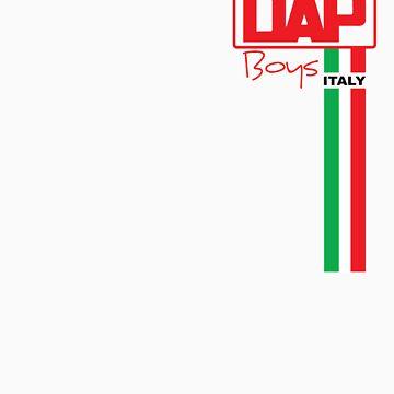 Dap Boys Italy by harrisonformula