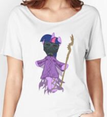 Twilight Sparkle Is A Dragon Priest Women's Relaxed Fit T-Shirt
