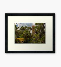 Bok Tower Botanical Gardens, Lake of Wales, Florida Framed Print