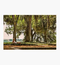 Tranquility at Bok Tower Gardens Photographic Print