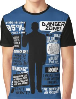 Archer - Sterling Archer Quotes Graphic T-Shirt