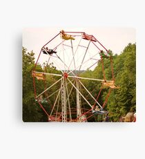 Sullivan County Fair 2012 Canvas Print