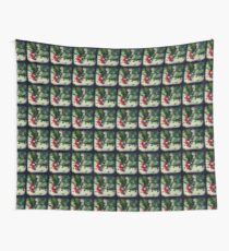 Holly berries Wall Tapestry