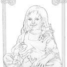 Alice & Friends by redqueenself
