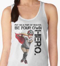 Be Your Own Hero Women's Tank Top