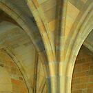 Gothic Columns by patti haskins