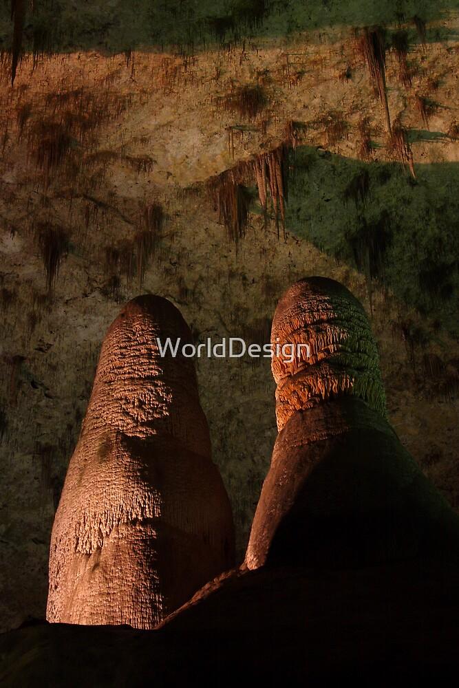 Subterranean Gemini by WorldDesign