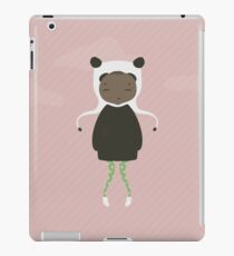 Gracie in Pink iPad Case/Skin