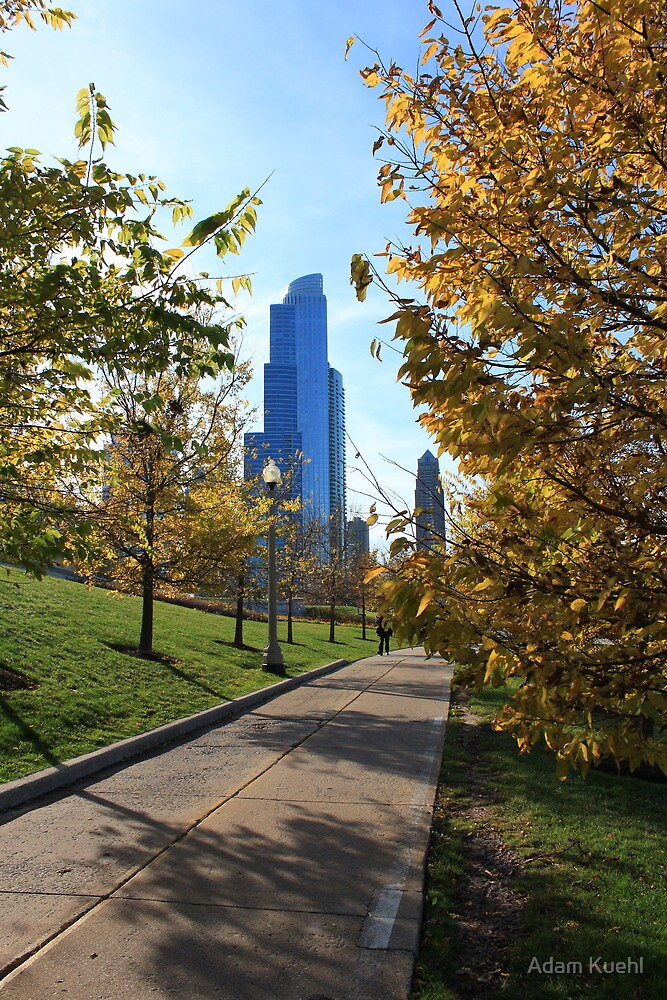 Grant Park South, Chicago, IL by Adam Kuehl